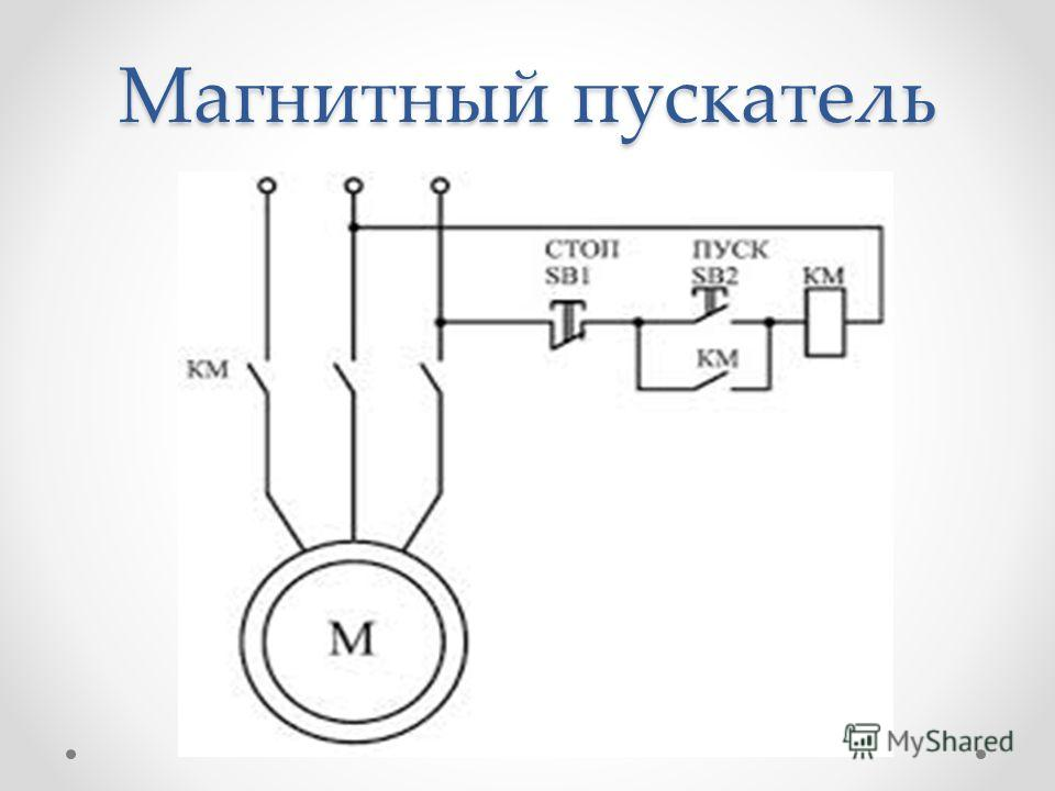 Магнитный пускатель