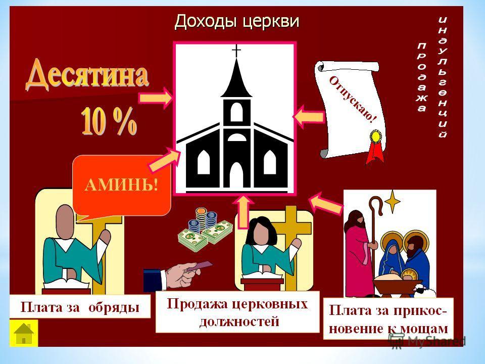 схема западной и восточной церкви