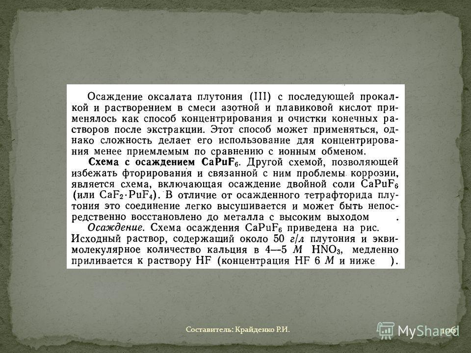 Составитель: Крайденко Р.И. 106