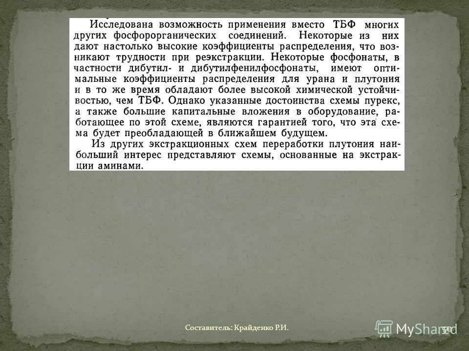 Составитель: Крайденко Р.И. 50