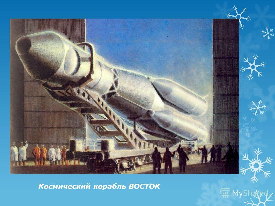 Космический корабль ВОСТОК