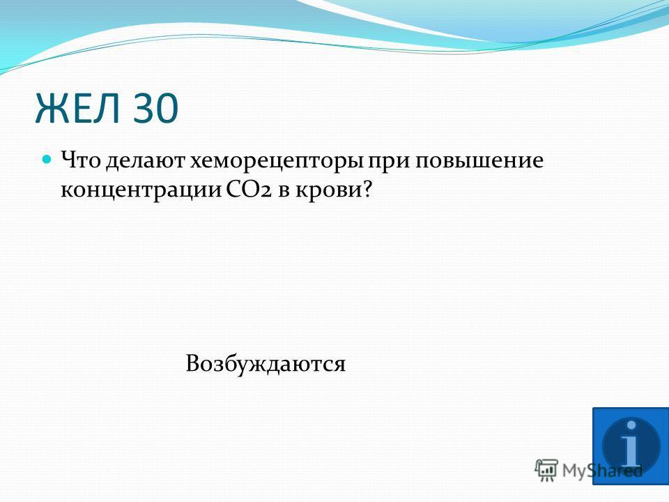 ЖЕЛ 20 ЖЕЛ может изменяться, это зависит от ……… Состояние здоровья человека и других факторов.