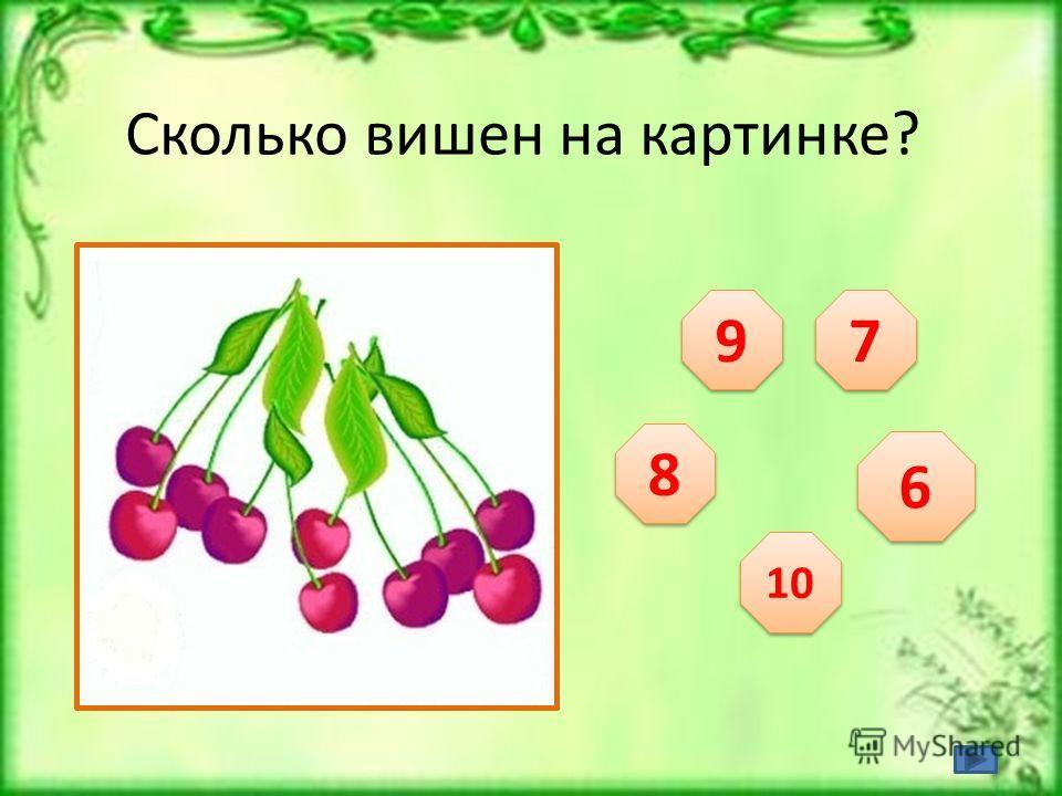 Сколько мороженого изображено на картинке? 5 5 8 8 6 6 7 7