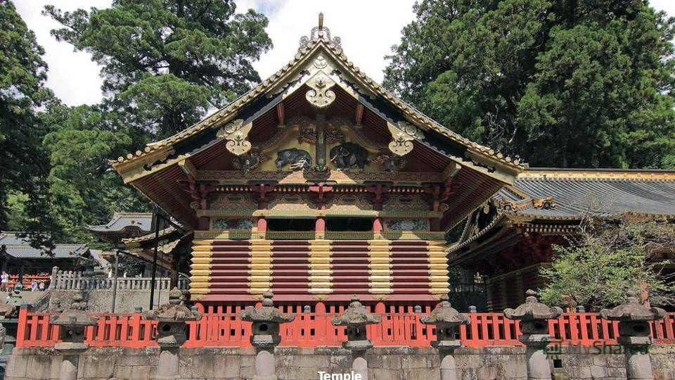 This 100 metres high pagoda (Goju-no-to) is part of the Kofuku-ji temple in Nara