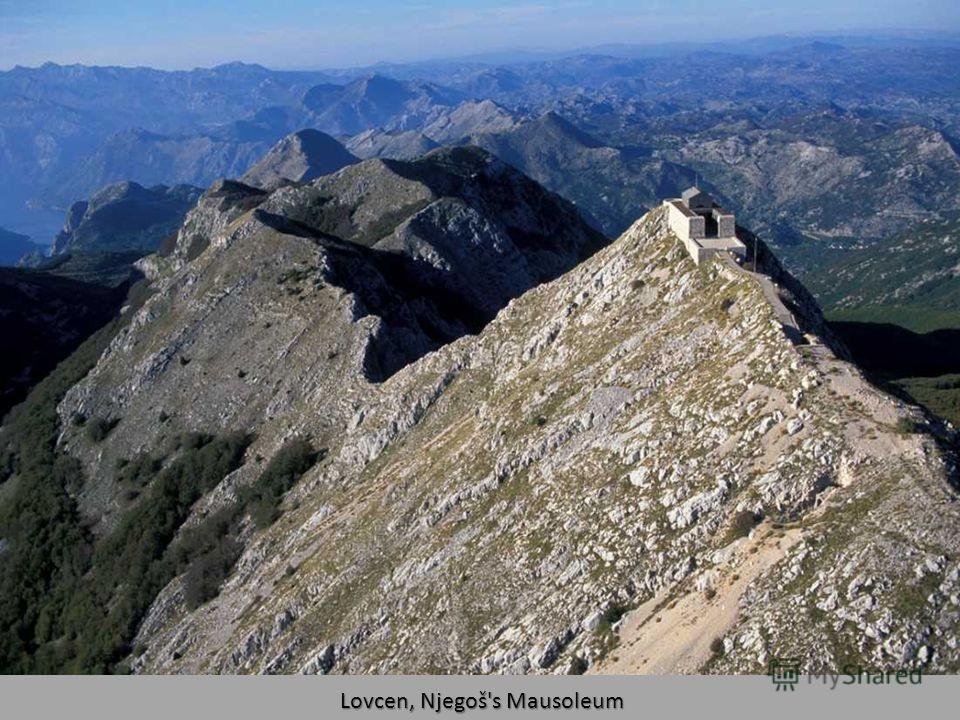 Lovćen Mountain, National Park