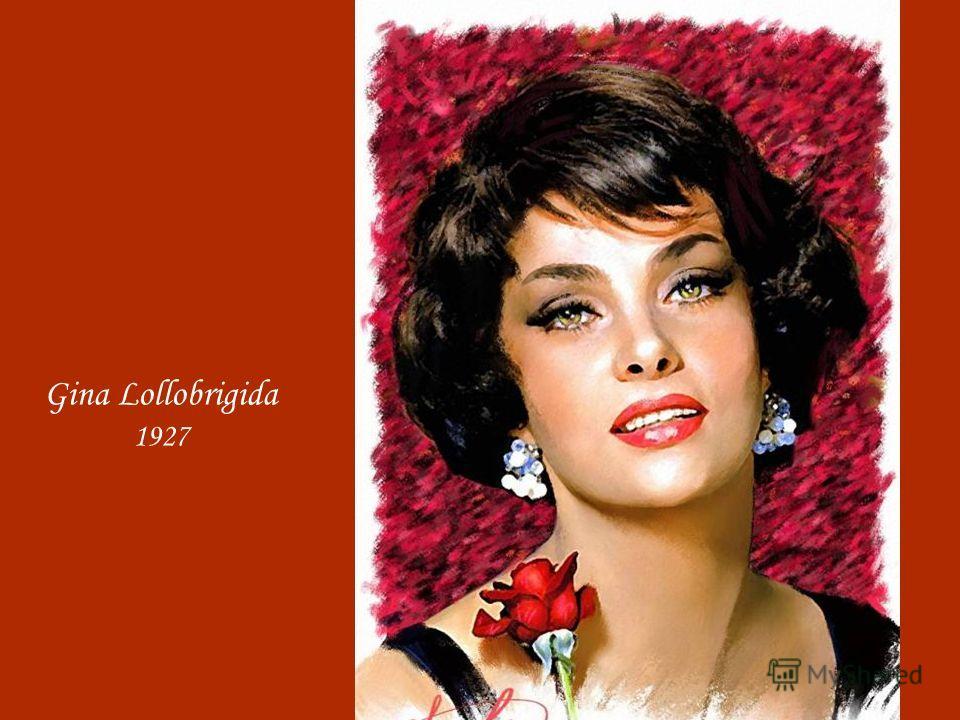 Sophia Loren 1934
