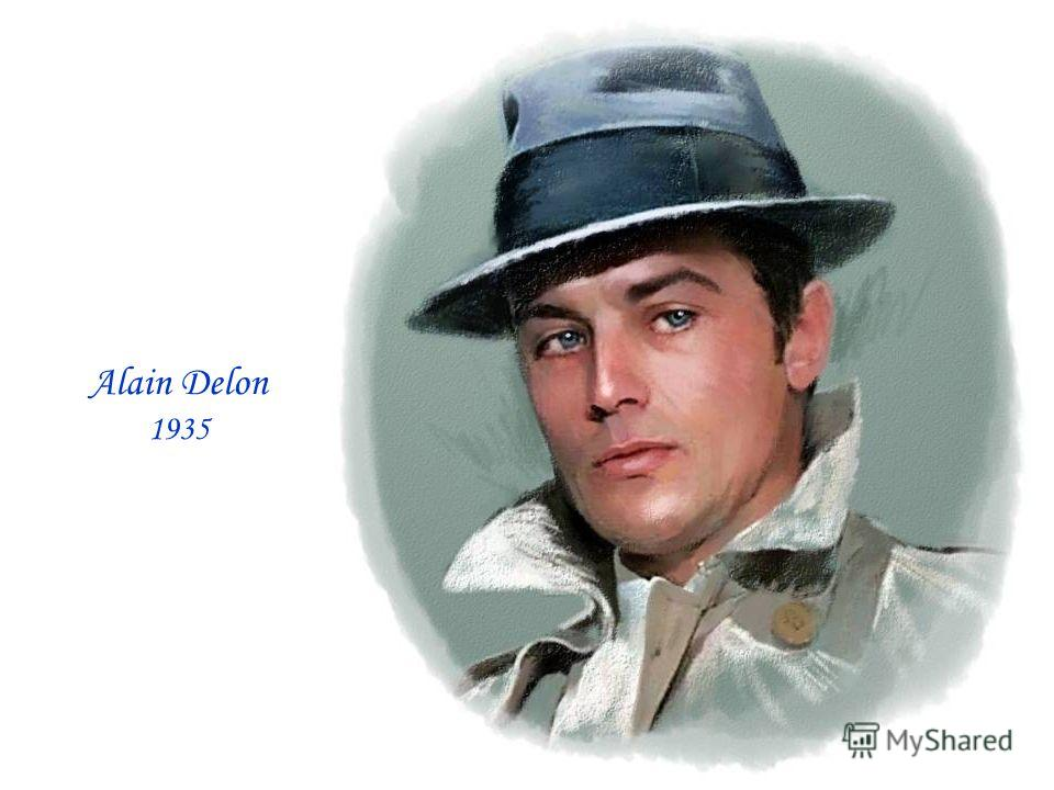 Alain Delon 1935