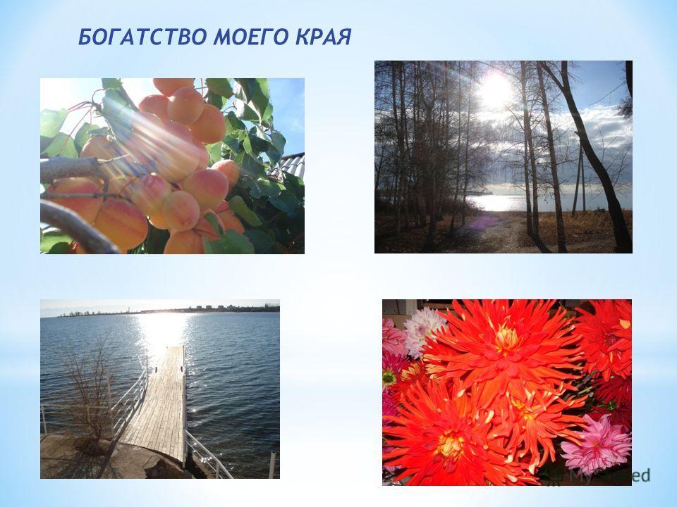 Я живу на берегу озера Иссык-Куль