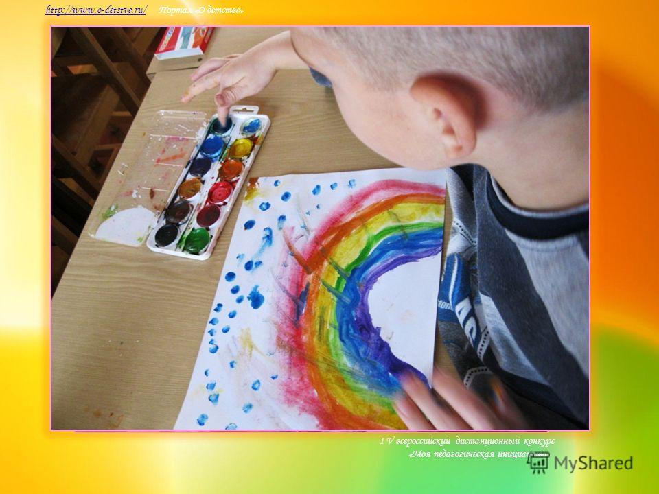 http://www.o-detstve.ru/http://www.o-detstve.ru/ Портал «О детстве» I V всероссийский дистанционный конкурс «Моя педагогическая инициатива» http://www.o-detstve.ru/http://www.o-detstve.ru/ Портал «О детстве»