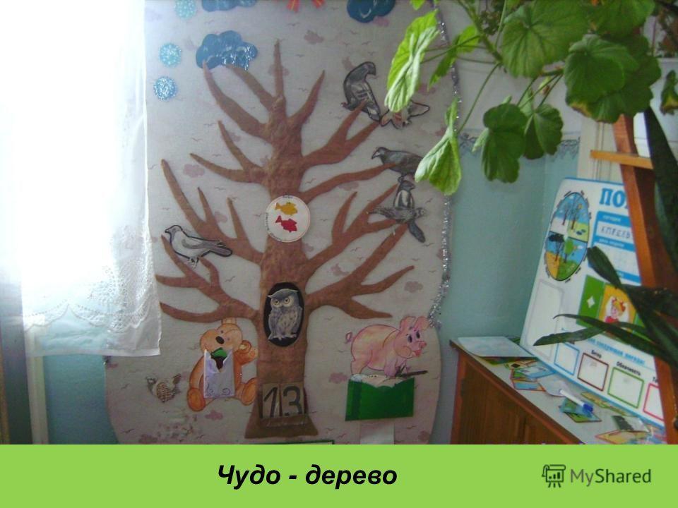 Чудо - дерево