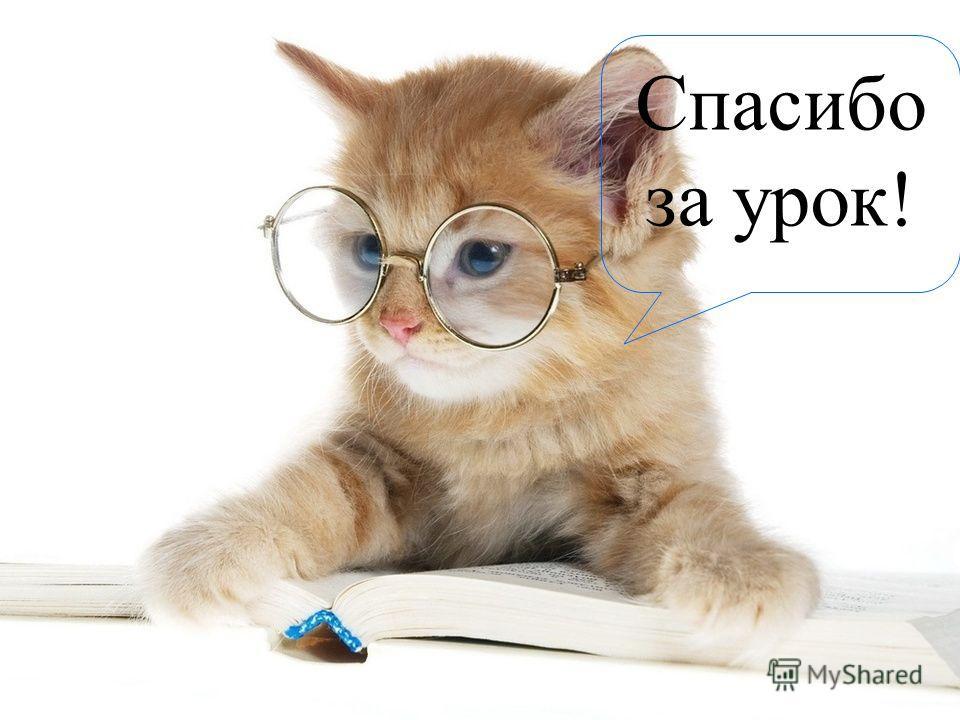 Бугрова Ю.В. МОУ СОШ 13 г. Саров Спасибо за урок!