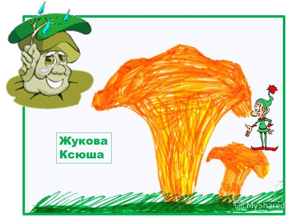 Долгова Ксюша