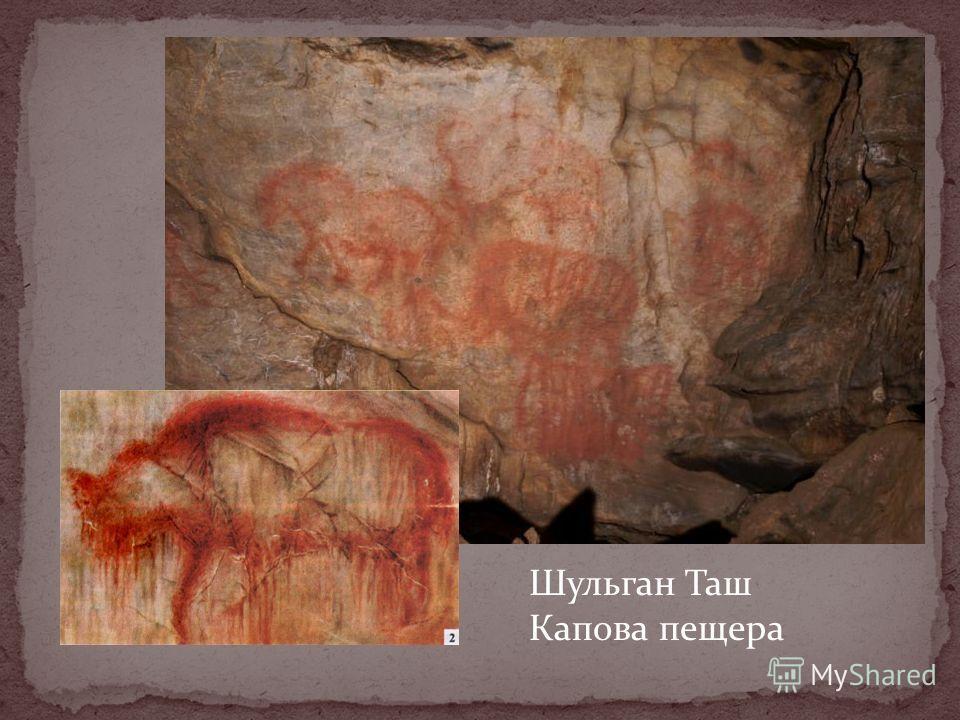Шульган Таш Капова пещера