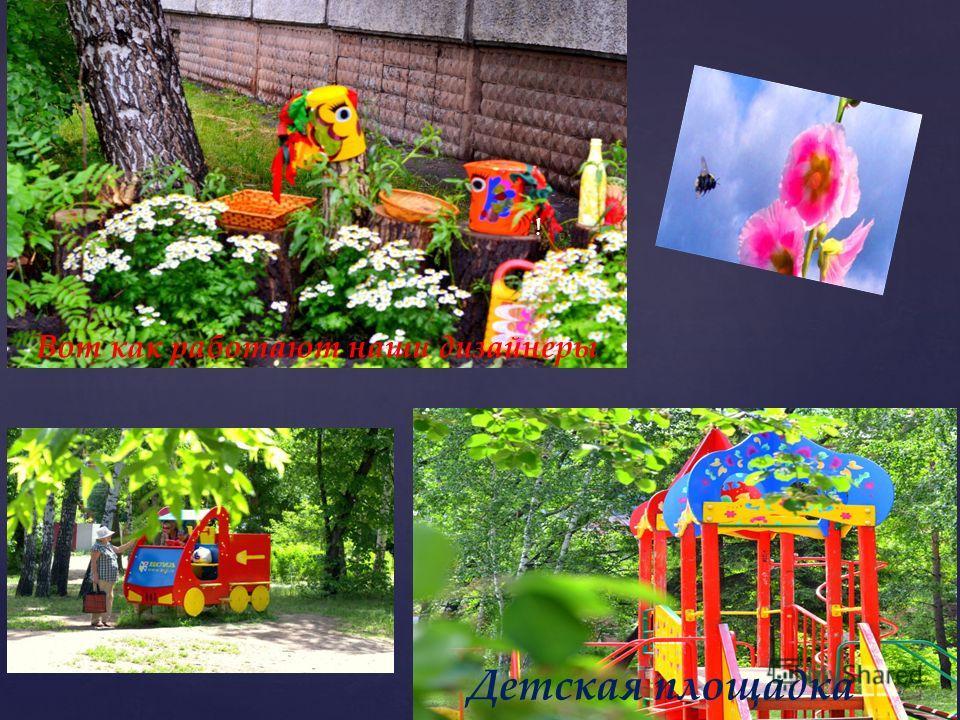 Лето С его прекрасными цветами
