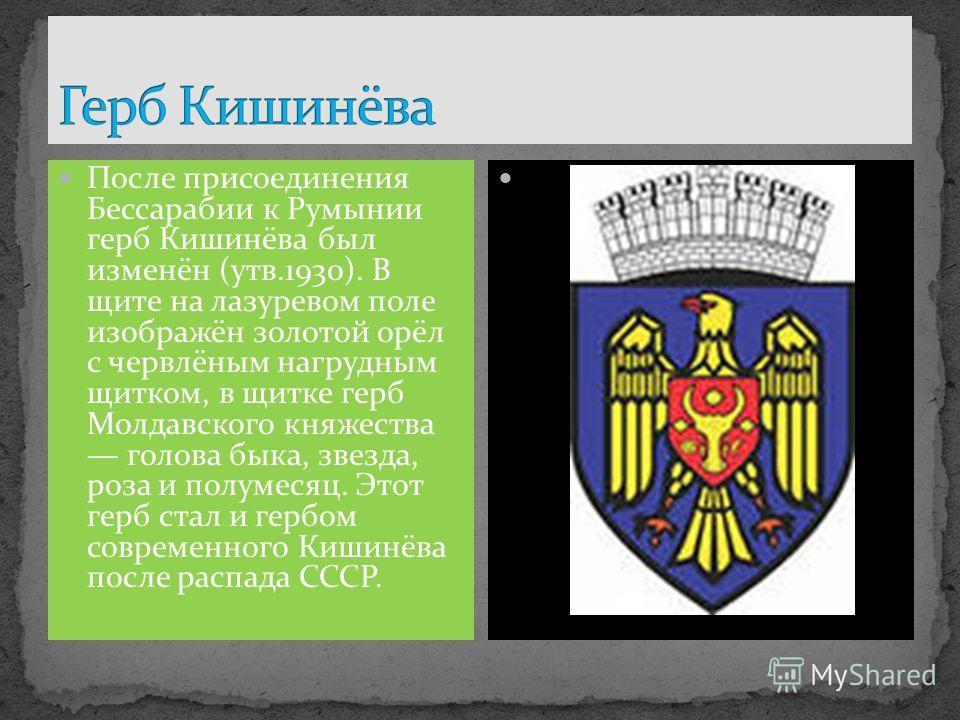 Впервые в исторических документах Кишинёв упоминается 17 июля 1436 года в грамоте воевод Молдавии Ильи и Стефана Оанчя. Позже данные о городе встречаются у Мирона Костина, в путевых заметках П. Алеппского и Марко Бандини (XVII век), в «Описании Молда