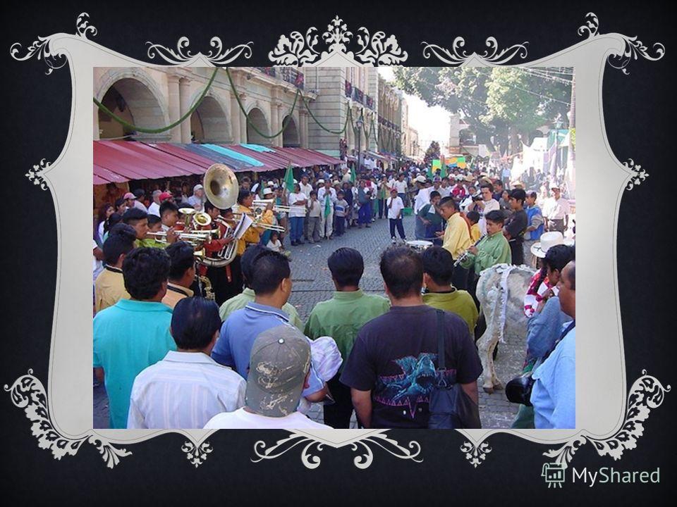 В МЕКСИКЕ В Мексике принято бить тарелки в знак прощания с уходящим годом.