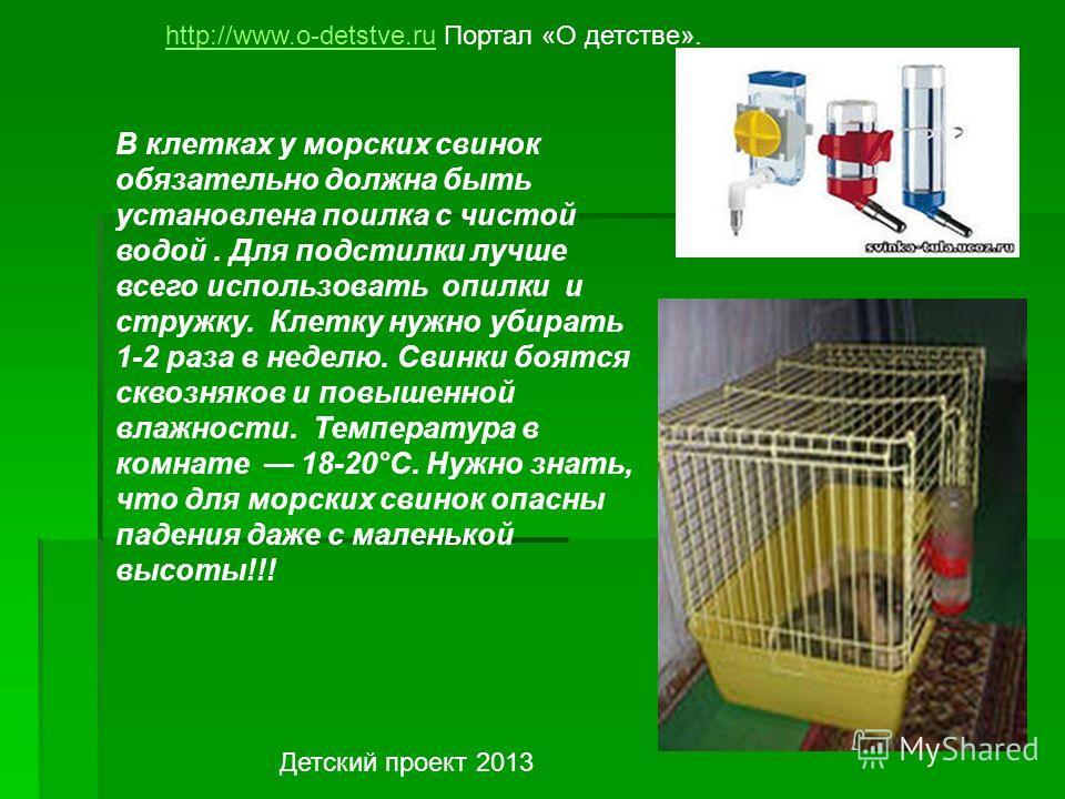 Свежие овощи и фрукты надо давать по несколько кусочков в день, предварительно вымыв. Свежие овощи и фрукты надо давать по несколько кусочков в день, предварительно вымыв. http://www.o-detstve.ruhttp://www.o-detstve.ru Портал «О детстве». Детский про