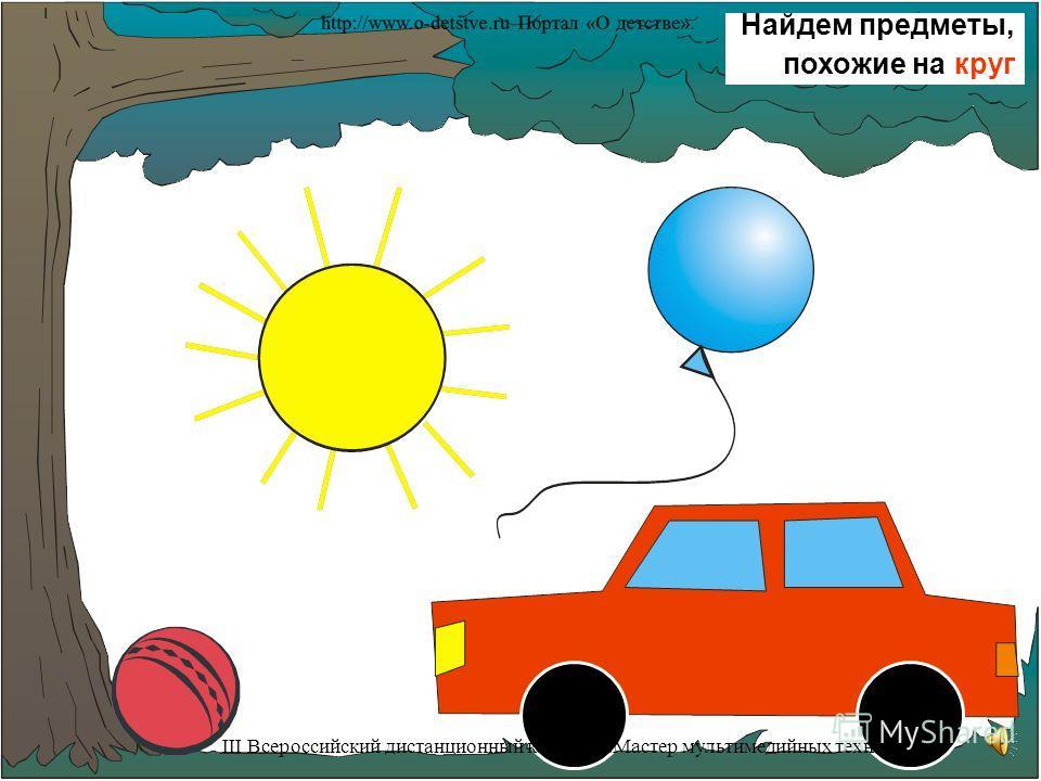 Познание (математика) III Всероссийский дистанционный конкурс «Мастер мультимедийных технологий»