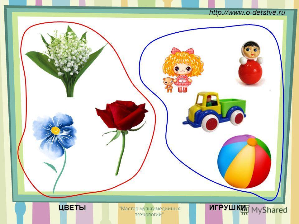 Мастер мультимедийных технологий Кто лишний? http://www.o-detstve.ru
