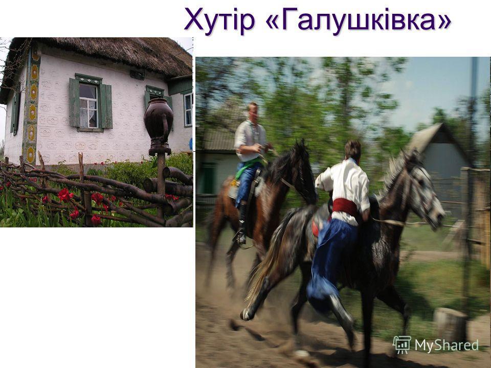 Хутір «Галушківка»