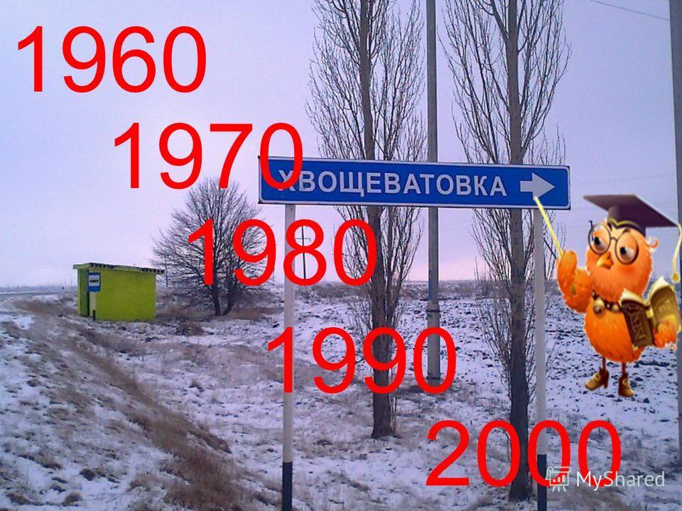 1960 1970 1980 1990 2000