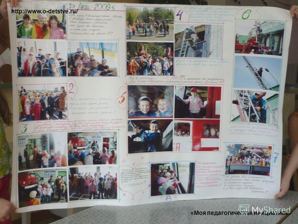 «Моя педагогическая инициатива» http://www.o-detstve.ru/