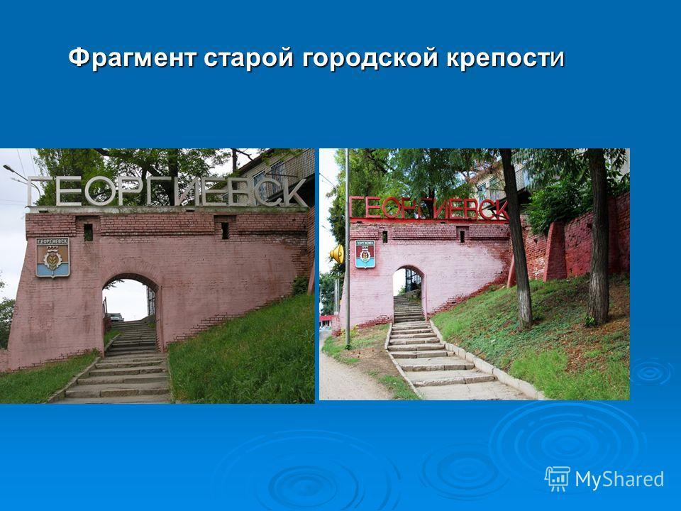 МОЯ ПРЕЗЕНТАЦИЯ Я, Петрушев Виктор Иванович представляю вам небольшой экскурс по г. Георгиевск