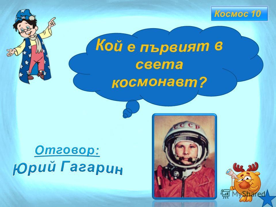 Космос 10