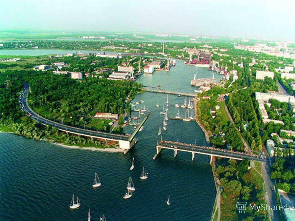 Ныне это крупный областной центр Украины с полумиллионным населением, могущественной промышленностью, развитой социальной сферой.