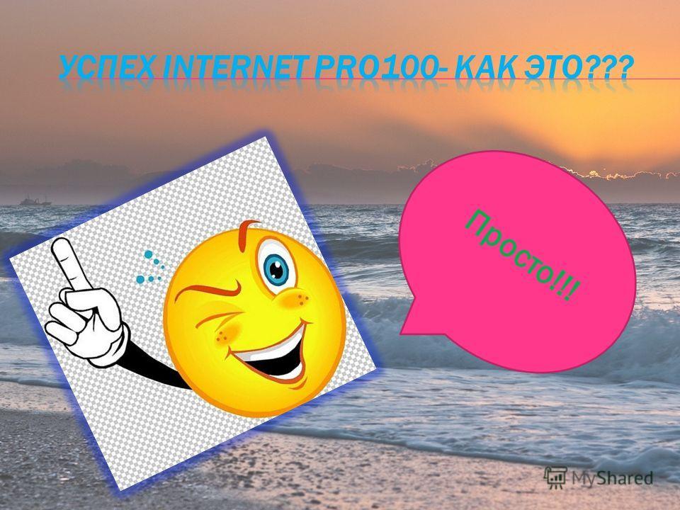 Знакомство Преподаватели Обучение Возможности Команда Перспективы благодарность Школа успех в internet PRO100