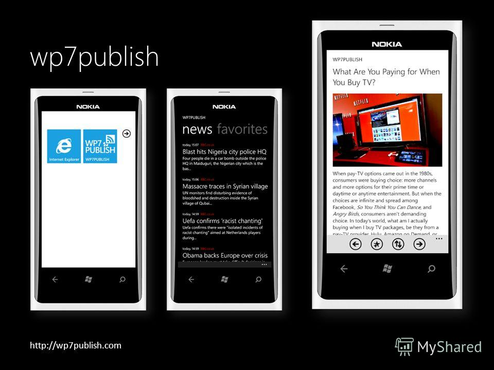 wp7publish http://wp7publish.com