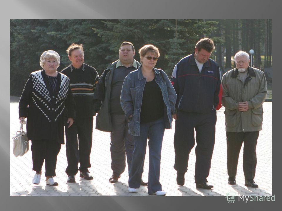 С Б. В. Волженкиным и М. В. Феоктистовым ( г. Уфа, 2005 г.)