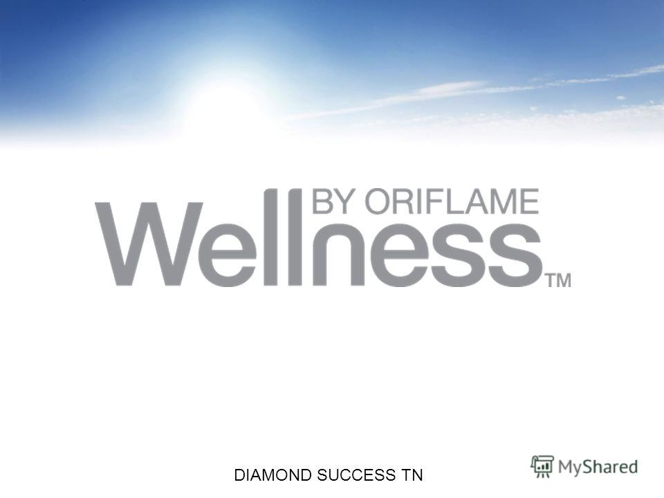 Copyright ©2010 by Oriflame Cosmetics SA DIAMOND SUCCESS TN