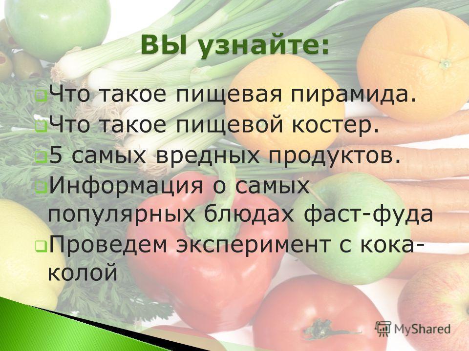 Разговор о правильном питании Презентация Волошко Н.В.