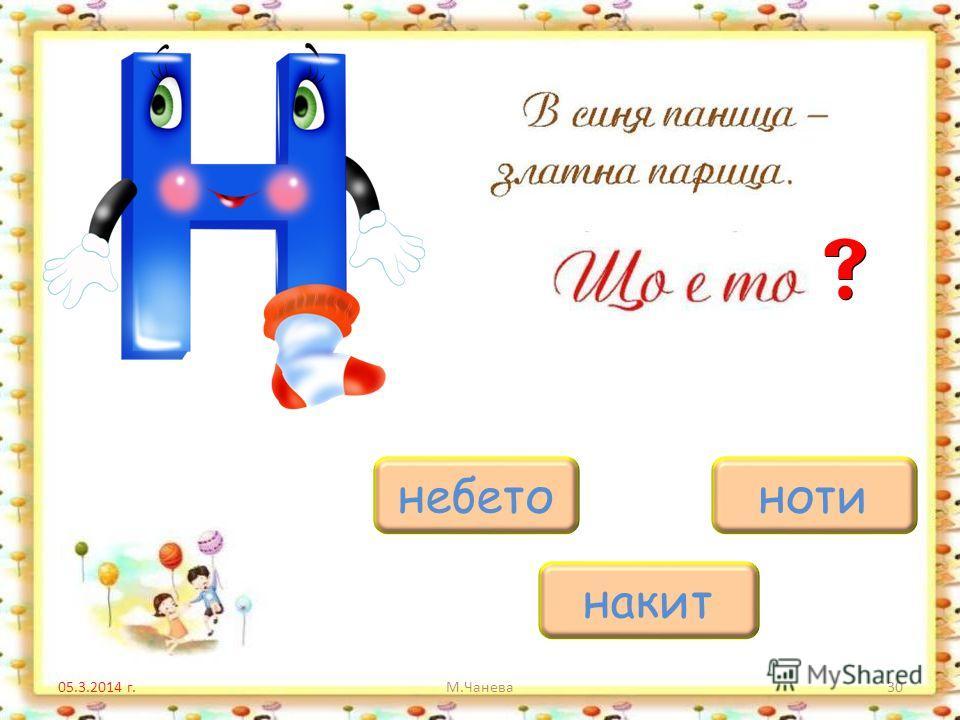05.3.2014 г.М.Чанева29