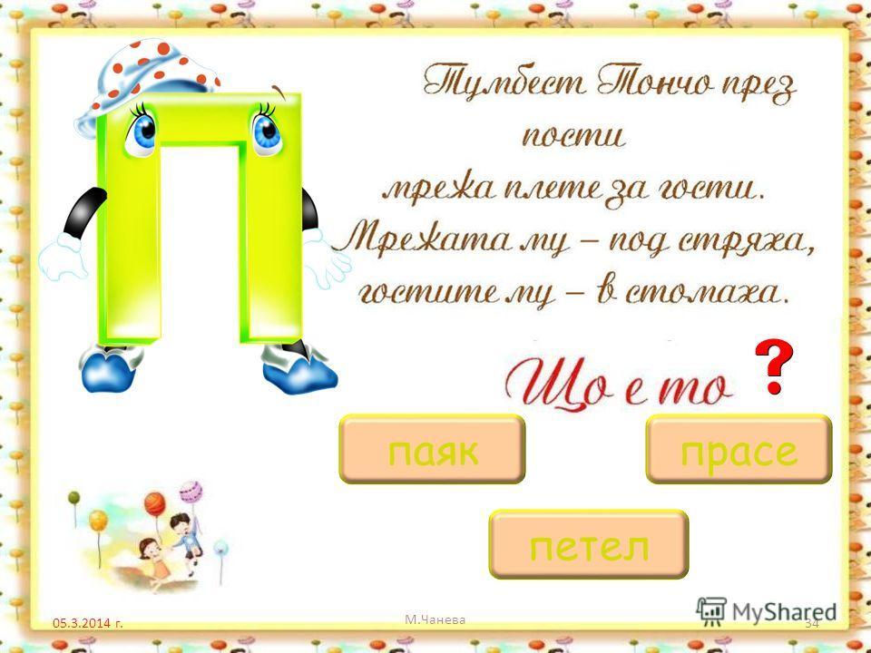 05.3.2014 г.М.Чанева33