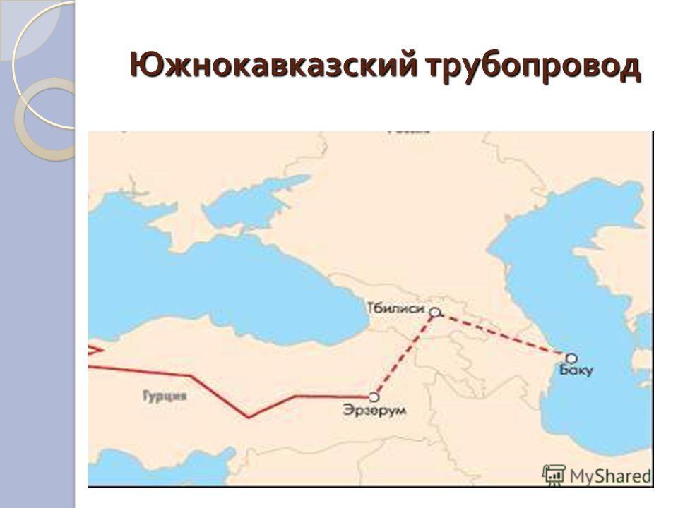 Южнокавказский трубопровод