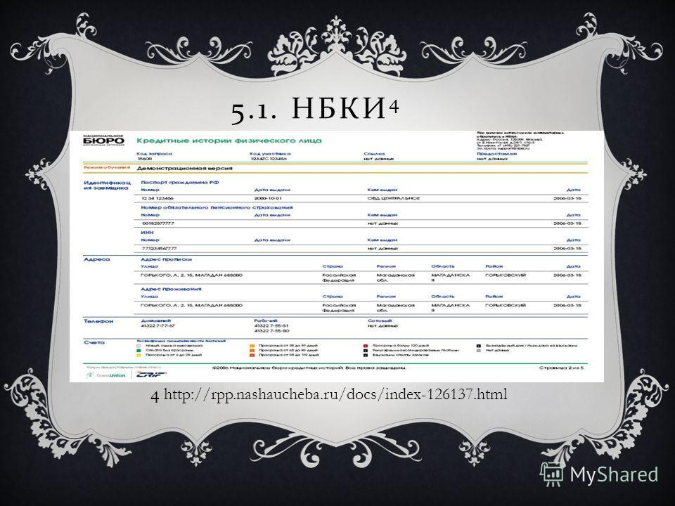 5.1. НБКИ 4 4 http://rpp.nashaucheba.ru/docs/index-126137.html