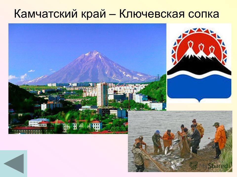Камчатский край – Ключевская сопка