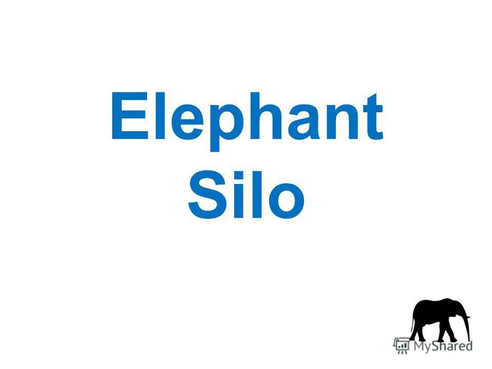 Elephant Silo