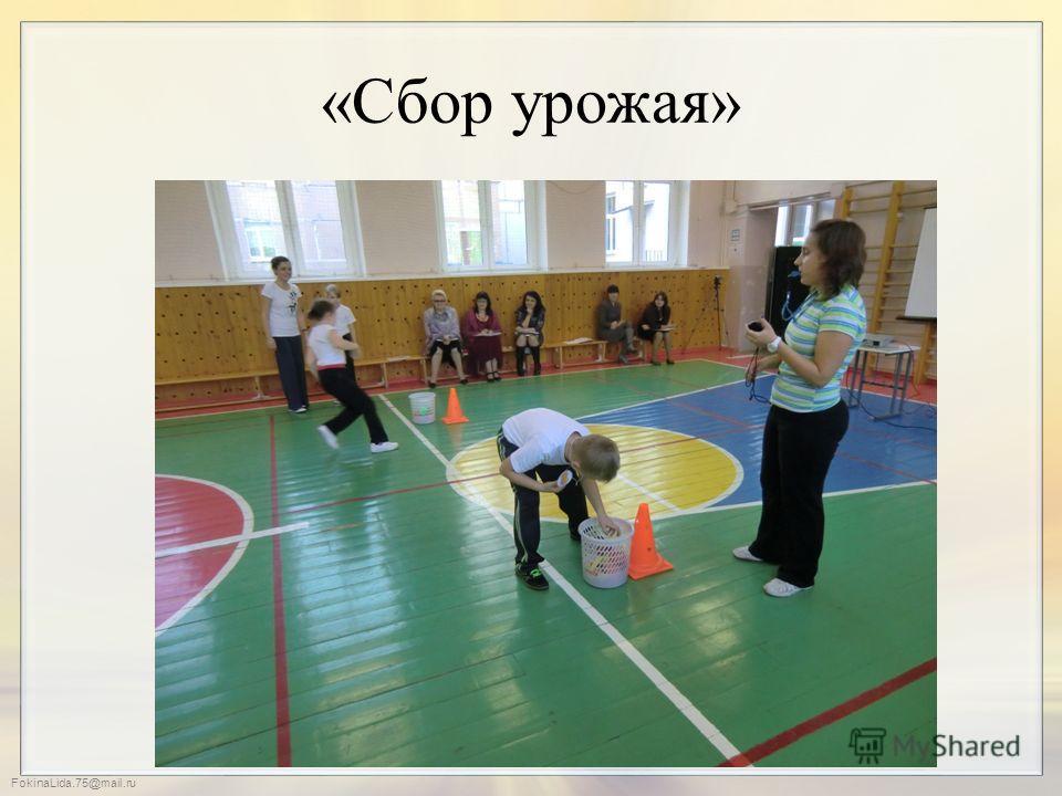 FokinaLida.75@mail.ru «Сбор урожая»