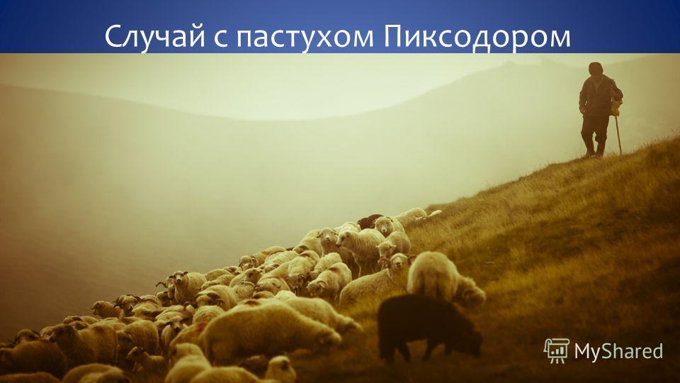 Случай с пастухом Пиксодором