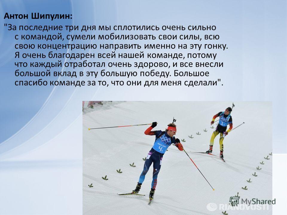 Антон Шипулин: