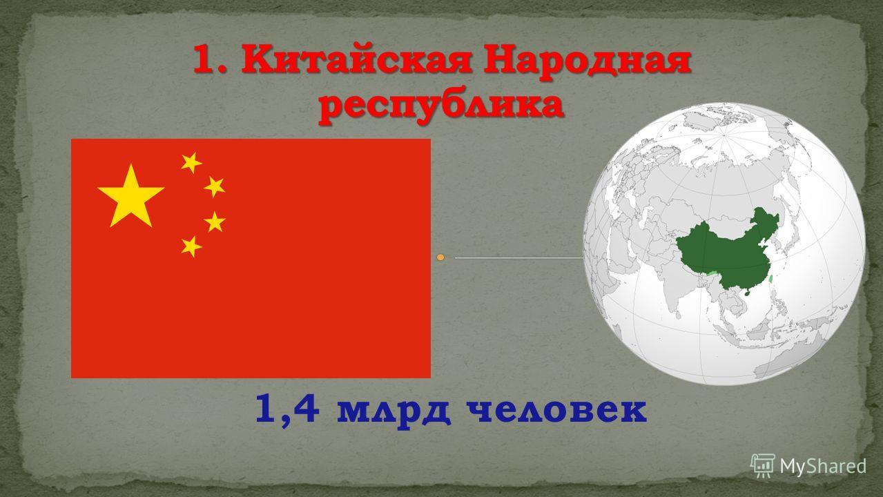 1,4 млрд человек