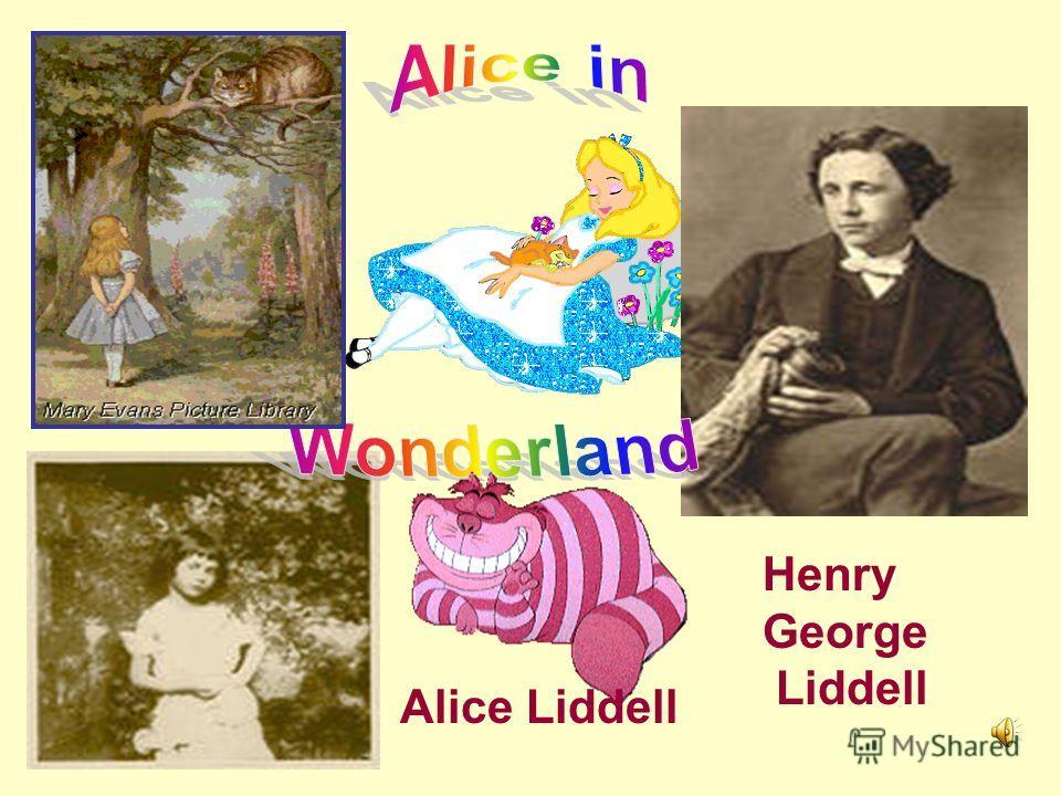 Alice Liddell Henry George Liddell