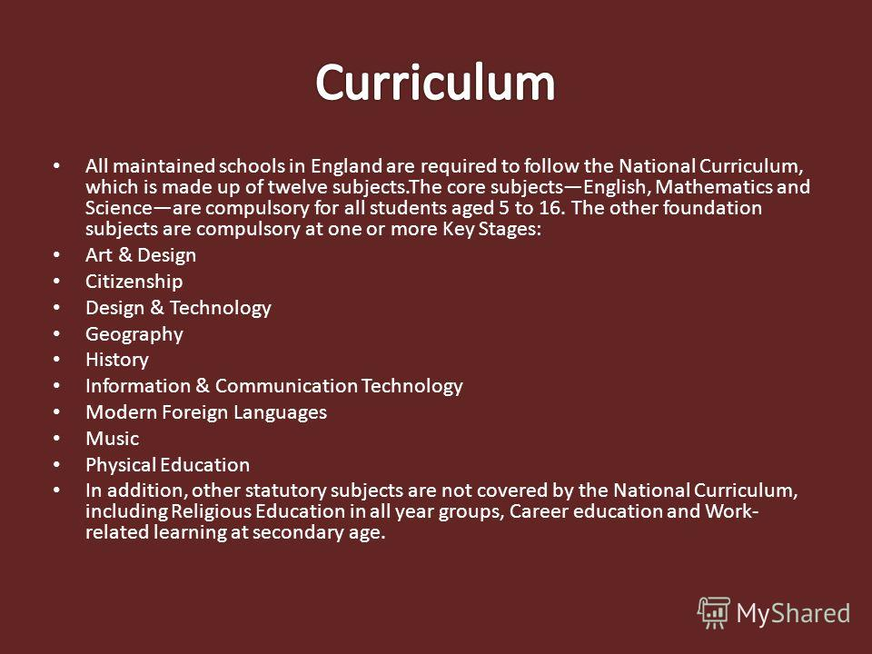 the national curriculum statement education essay The national curriculum standards for social studies present purposes worth caring about, processes worth engaging in, and knowledge worth learning they provide the essential framework needed to educate young people for the challenges of citizenship.