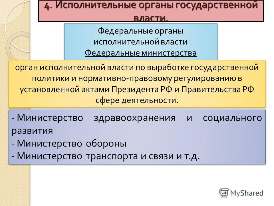 Государственная власть в рф диплом