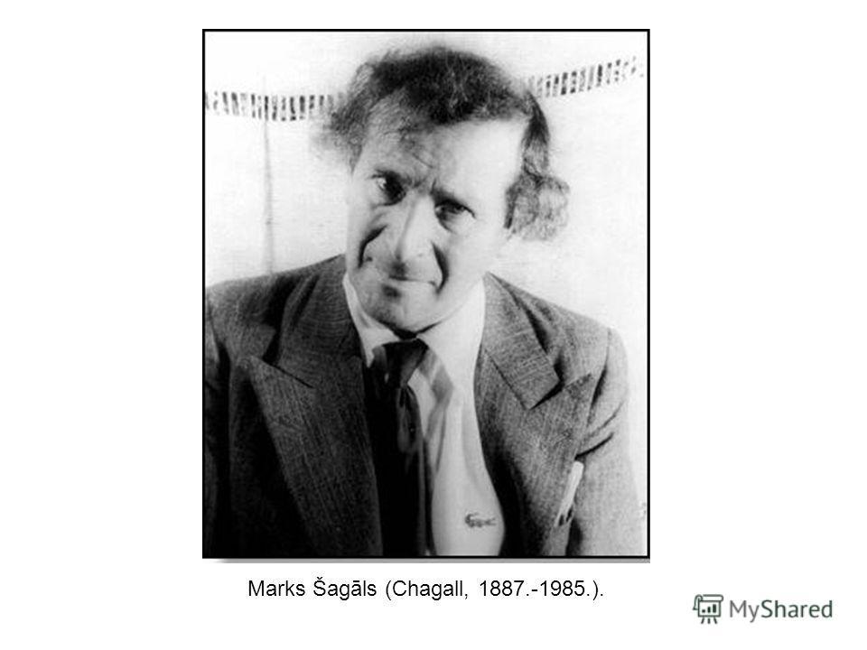 Marks Šagāls (Chagall, 1887.-1985.).