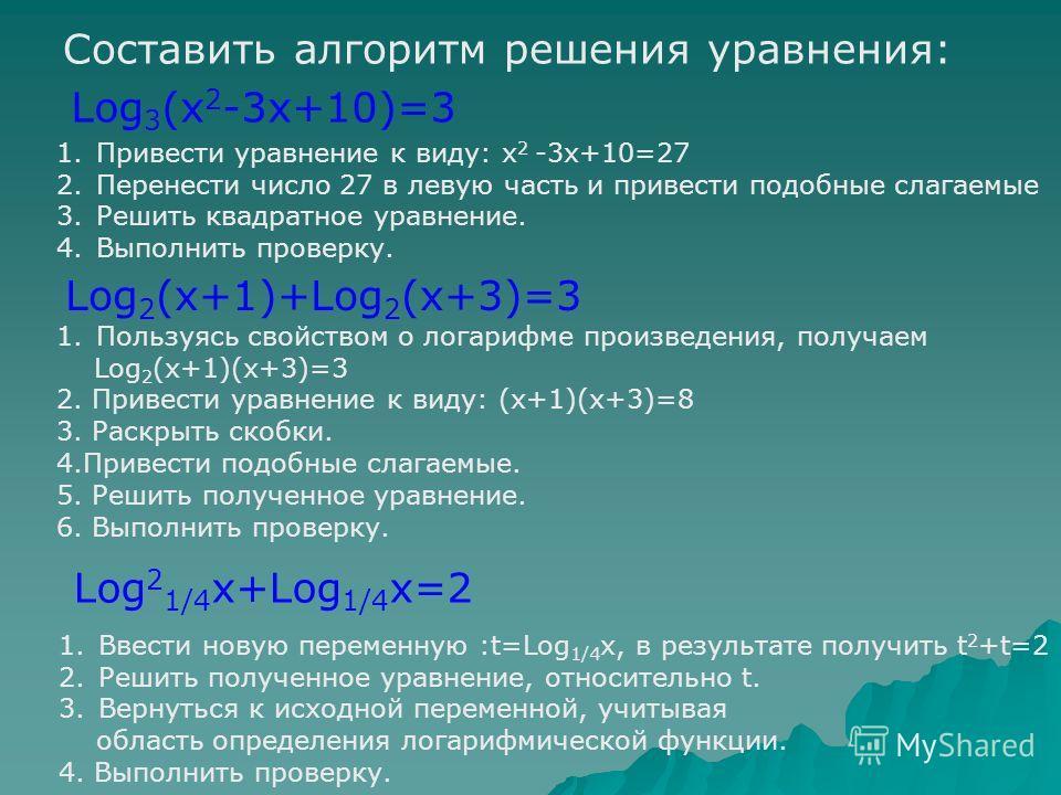 Самостоятельная работа с выбором варианта ответазаданиеабсд Вариант 1 Вариант 2 Решите уравнение 1589 1; 100 1; 0,1 1; 10 1; 0,01 Решите неравенство д,с,б а,б,д 3-5,2-4,1-3,0-2