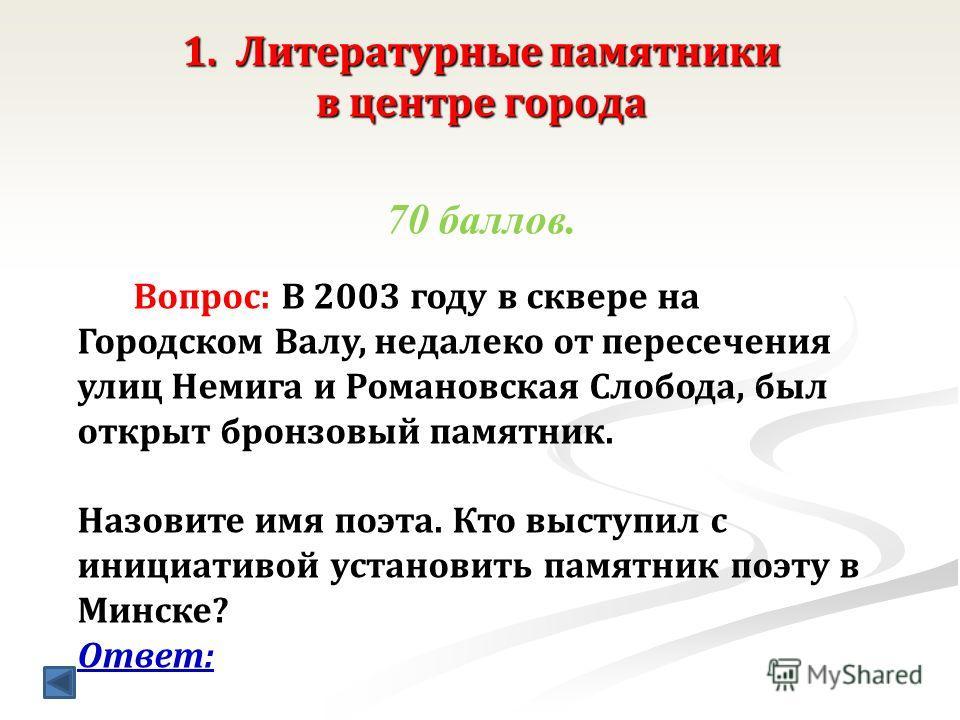 Памятник А. С. Пушкину является подарком мэрии Москвы городу Минску к 200- летию с Дня Рождения этого великого русского поэта.